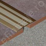 Trecere Lineco de pardoseala neperforata - LSG407