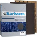 Coala abraziva waterproof vopsea / metal 230 x 280 granulatie 120