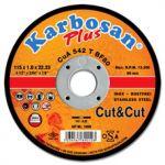 Disc flex debitare inox Cut&Cut 125 X 1. 6 X 22