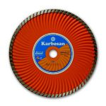 Disc diamantat wave 230 x 2. 6 x 22