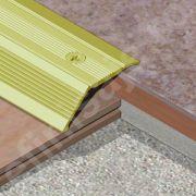 Trecere Prolux ingusta pentru diferenta de nivel din aluminiu eloxat - PSD328