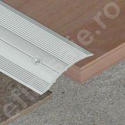 Trecere Prolux lata pentru diferenta de nivel din aluminiu eloxat - PSD407