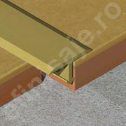 Profil Prolux 'T' din aluminiu eloxat - TLA208