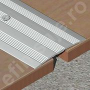 Trecere XLine lata cu striatii din aluminiu eloxat - XSG517