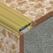 Protectie Genesis pentru trepte ceramice din aluminiu eloxat - NLM109