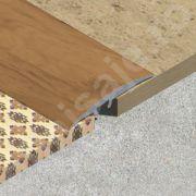 Trecere Lineco lata din PVC folio - PPF408