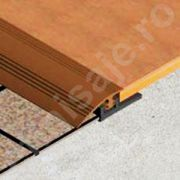 Trecere Genesis Soft Grip pentru diferenta de nivel din PVC - TCPB200
