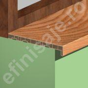 Glaf Prolux interior termorezistent din PVC - GLI253
