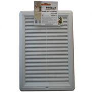 Rama de aerisire Prolux cu plasa din PVC - RA2030