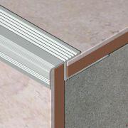 Protectie Prolux pentru trepte ceramice din aluminiu eloxat - ATD107