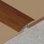 Trecere Lineco din aluminiu folio cu suruburi ascunse - LPF407