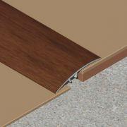 Trecere Lineco din aluminiu folio cu suruburi ascunse - LPF409