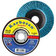Disc lamelar conic inox / metal Jumbo 125 x 22 x 60