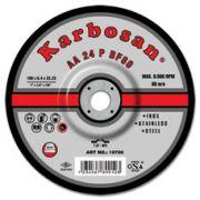 Disc pentru polizare inox 125 x 6. 4 x 22