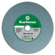 Piatra polizor plata carbura de siliciu 150 x 20 x 20 granulatie 80 - KPP20470