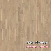 Parchet triplustratificat Karelia Dawn Stejar Natur Vanilla Mat 3 lamele