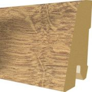 Plinta MDF Egger 60x17 mm 2, 4 m pentru parchet EPL103; EPD022 - L266