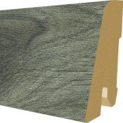 Plinta MDF Egger 60x17 mm 2, 4 m pentru parchet H2724 - L290