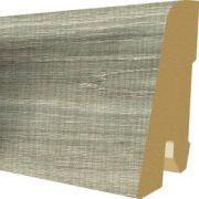Plinta MDF Egger 60x17 mm 2, 4 m pentru parchet EPL036; EPL112; EPC025 - L386