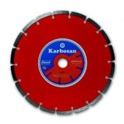 Disc diamantat segmentat 180 x 2. 2 x 22