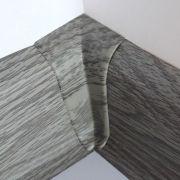 Set 4 buc. piese Lineco imbinare colt interior culoare stejar cenusa pentru plinta parchet PBC605 - PBY605. 172-S4