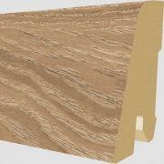 Plinta MDF Egger 60x17 mm 2, 4 m pentru parchet EPL149 - L467