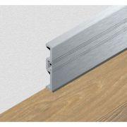 Plinta din PVC celular cu canal, 70 mm, 2, 5 m lungime, culoare gri deschis - PPC705. 11