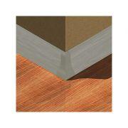 Set 4 buc. piese Lineco imbinare colt exterior culoare stejar gri pentru plinta parchet PBC605 - PBE605. 307-S4
