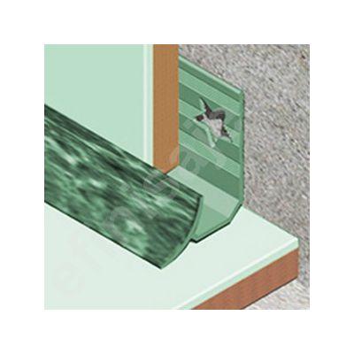 Bagheta Lineco colt interior culori marmorate - INT107