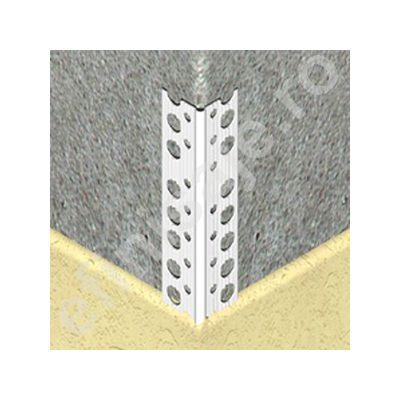 Cornier Prolux pentru tencuiala din PVC - LCT227