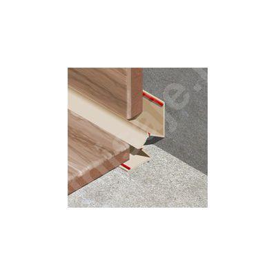 Bagheta Genesis concava de dilatatie din PVC - MIC100