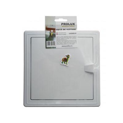 Usita de vizitare Prolux din PVC - UV2020