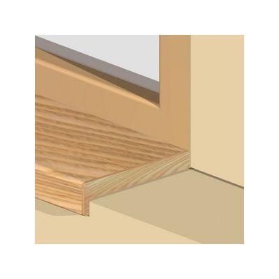 Terminatie Prolux dreapta pentru glafuri de interior - GCD100