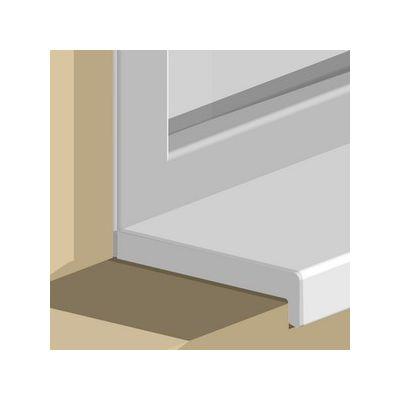 Terminatie Prolux stanga pentru glafuri de interior - GCS100