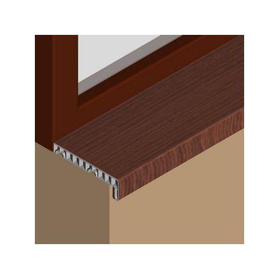 Glaf Prolux interior din PVC infoliat culori lemnoase - GIS153
