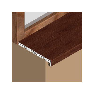 Glaf Prolux interior din PVC infoliat culori lemnoase - GIS303