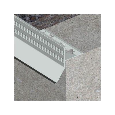 Profil picurator Lineco pentru streasina din aluminiu eloxat - LST325