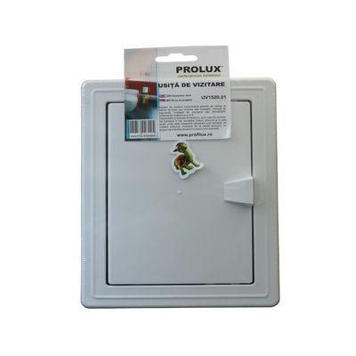 Usita de vizitare Prolux din PVC - UV1520