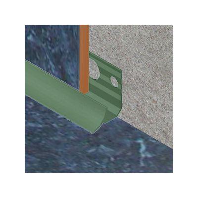 Bagheta Genesis concava culori uni - ETI090