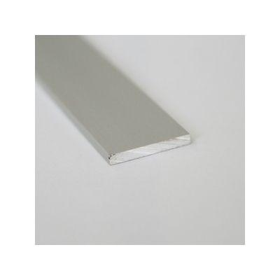 Platbanda aluminiu 15x2 mm 2 m - BPL152