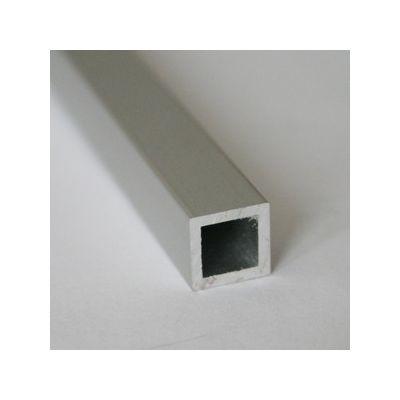 Teava patrata din aluminiu 10x10x1, 2 mm 2 m - BPT102