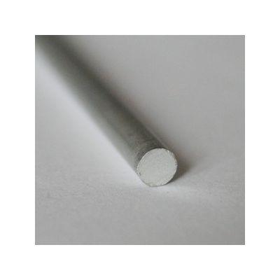 Teava rotunda plina din aluminiu 4, 6 mm 2 m - BRP400