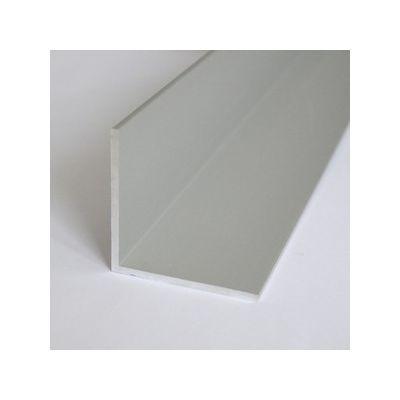 Cornier din aluminiu cu laturi egale 40x40x2 mm 2 m - LEA402