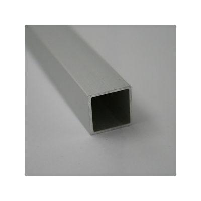 Teava patrata goala din aluminiu 15x15x1 mm 1 m - TPG151