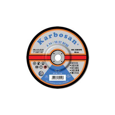 Disc mixt pentru polizare / debitare 115 x 4 x 22