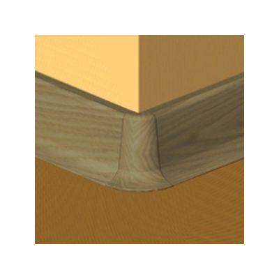 Set 4 buc. piese Prolux imbinare colt exterior culoare stejar vechi pentru plinta parchet PBC505 - PBE505. 159-S4