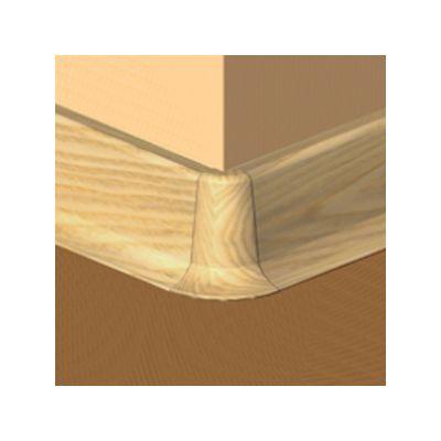 Set 4 buc. piese Prolux imbinare colt exterior culoare fag pentru plinta parchet PBC505 - PBE505. 93-S4