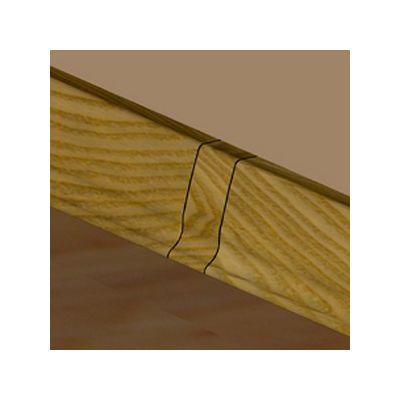 Set 4 buc. piese Prolux imbinare mijloc culoare stejar vechi pentru plinta parchet PBC505 - PBL505. 159-S4
