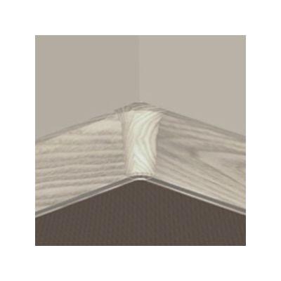 Set 4 buc. piese Prolux imbinare colt interior culoare artar alb pentru plinta parchet PBC505 - PBY505. 153-S4
