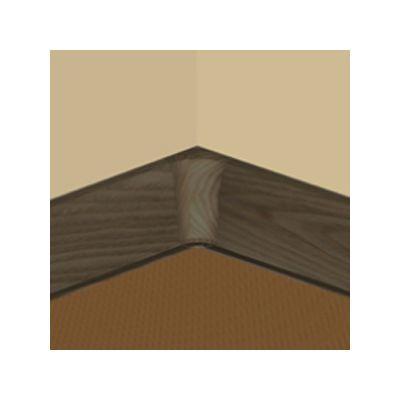 Set 4 buc. piese Prolux imbinare colt interior culoare wenge pentru plinta parchet PBC505 - PBY505. 162-S4